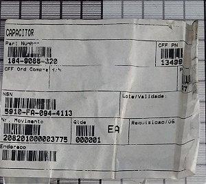 CAPACITOR - 184-9086-320