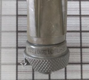 CONECTOR - MS3106E10SL-3S