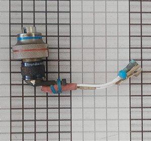 CONECTOR - MS34591-10SL-3S    (M85049/55-10A-1325)
