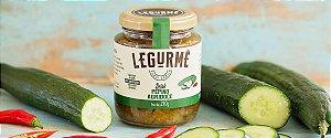 Relish de Pepino Agridoce Orgânico 210 g - Legurmê