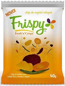Chips de vegetal integral 40g - Frispy