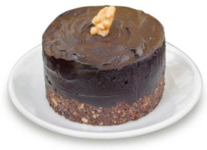 CheeZecake Full-Body Choco Vegano (2 unidades)  240g - SEEdS