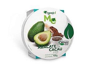 Mix de abacate com cacau e chia 100g - Organic 4