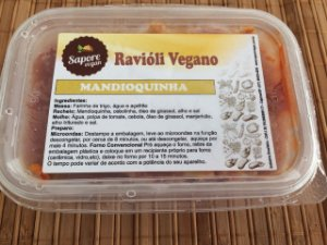Ravióli de Mandioquinha 250g - Sapore Vegan