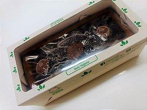 Bolo de Chocolate com Brigadeiro 330 g - Vegan Life