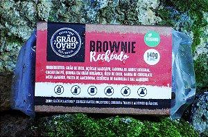 Brownie Recheado 2 uni 140g - Grão + Grão
