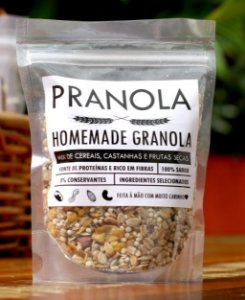 Granola Salgada (200g) - Pranola