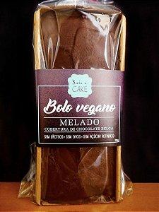 Bolo Melado Vegano - Bake a Cake