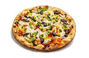 Pizza Vegetariana com queijo de castanha - 230 g