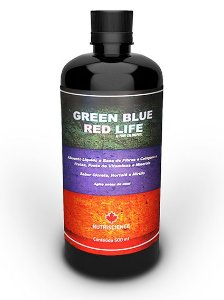Green Red Blue Life - Nutriscience - 500ml