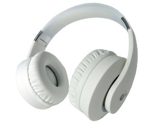 Fone de ouvidos c/ Microfone Wings – Wireless Bluetooth Radio Fm - Headphone bt007 - White - Lançamento!