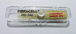 Palheta p/ Sopro Fibracell Premier - Sax Alto n°1,5 (original USA)