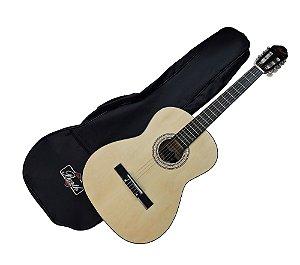Violão Acústico Barth Guitars – Nylon mod. Estudante - NT + Capa Bag Grátis!
