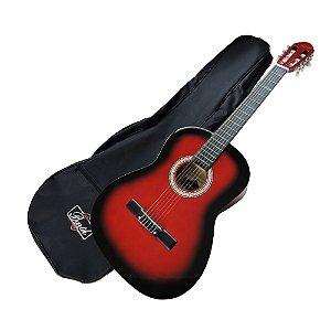 Violão Acústico Barth Guitars – Nylon mod. Estudante - RB + Capa Bag Grátis!