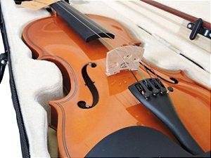 Violino Barth NT Bright 4/4 - com Estojo + Arco + Breu - Completo - CR - Frete Grátis Sul