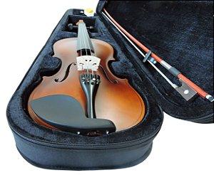 Violino Barth Violin Old 4/4 (envelhecido) - com Estojo Bk + Arco + Breu - Completo!