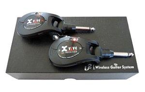 Transmissor Wireless Xvive U2 P/ Guitarra, Baixo, Violão ou Violino Elétrico