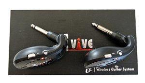 Xvive U2 Transmissor Wireless P/ Guitarra, Baixo, Violão ou Violino Elétrico com Nota Fiscal
