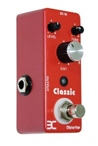 Pedal Classic Distortion p/Guitarra - Tc15 - Eno Music