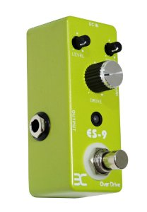 Pedal Over Drive p/Guitarra (Tube Screamer) - Eno Music TCube ES9