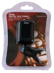 Afinador Digital com Clip - marca Core p/ Instrumentos de Cordas