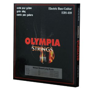 Cordas para Baixo Elétrico e Acústico - Olympia EBS 410  - 04 Cordas
