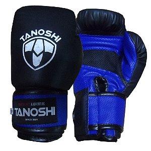 Luva boxe CX TANOSHI Azul