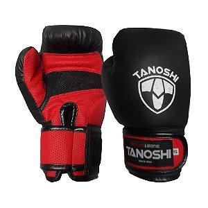 Luva boxe CX TANOSHI Vermelho