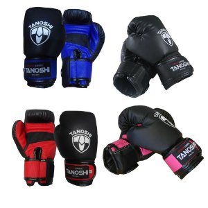 Kit 10 pares luva boxe ADULTO