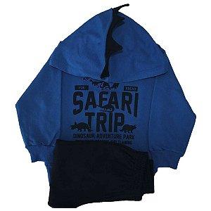 Conjunto Moletom Safari Trip
