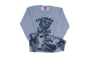 Conjunto Moletom California