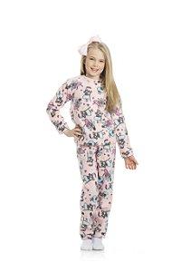 Conjunto Pijama Soft Estampado