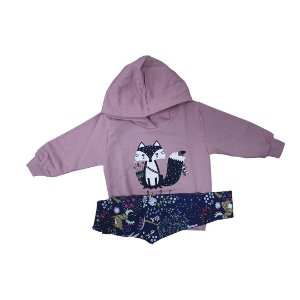 Conjunto Moletom Little Fox