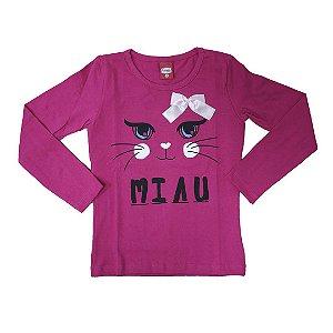 Blusa Miau