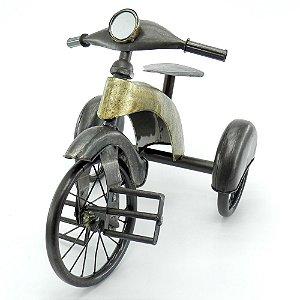 Enfeite Bicicleta em Metal AA-22