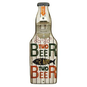 "Abridor Branco ""Two Beer..."" AB-24"