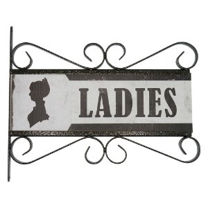 Placa Aramado Ladies AB-48