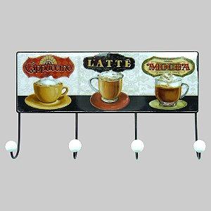 Cabideiro Café Triplo 2 AX-60