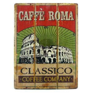 Quadro Café Roma AY-28
