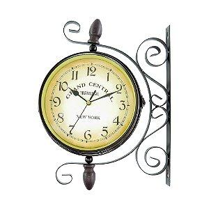 Relógio Gran Central Médio AY-78