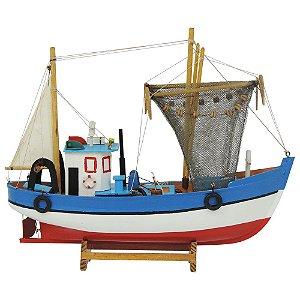 Barco Pesqueiro Grande BA-15