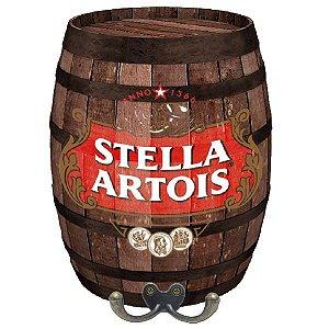 Barril Decorativo Stella Artois Grande BD-07