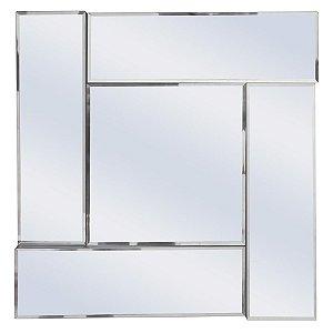 Espelho Quadrado de Parede CF-51