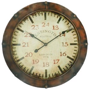 Relógio de Parede Escotilha Gigante CL-93