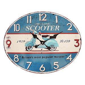 Relógio Scooter CW-76