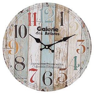 Relógio Galerie des Artistes CW-80
