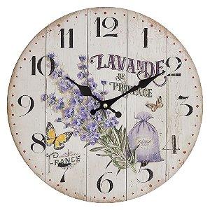 Relógio Lavande de Provence CW-85