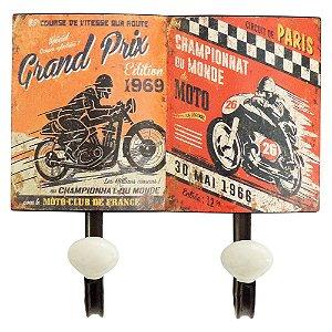 Cabideiro Duplo Grand Prix CW-92