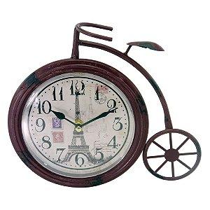Relógio Vintage Formato Bicicleta DI-05 C