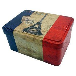 Caixa de Metal Paris DI-87